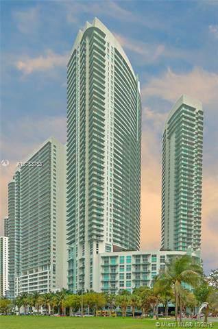 1900 N Bayshore Dr #1401, Miami, FL 33132 (MLS #A10753753) :: Grove Properties