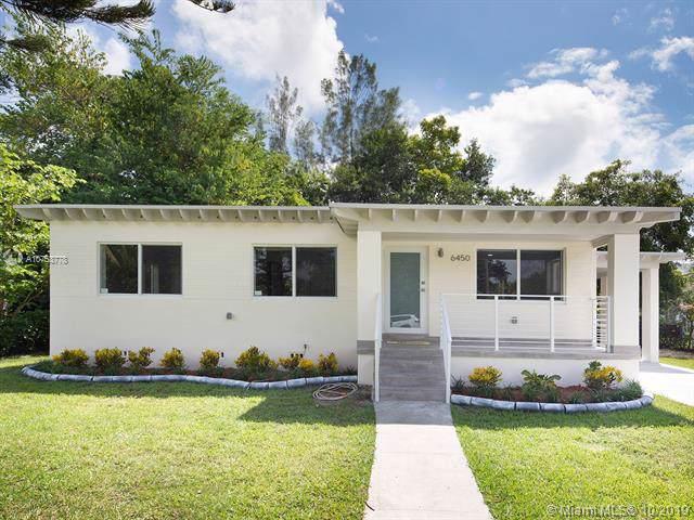 6450 Manor Ln, South Miami, FL 33143 (MLS #A10753778) :: The Kurz Team