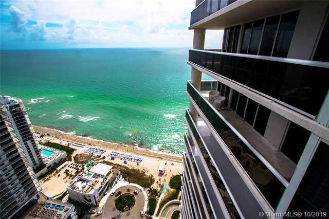 1800 S Ocean Dr #4110, Hallandale, FL 33009 (MLS #A10753913) :: Grove Properties
