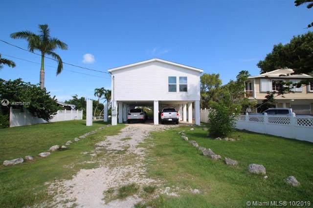 156 Sugarloaf Dr, Other City - Keys/Islands/Caribbean, FL 33042 (MLS #A10754141) :: Albert Garcia Team