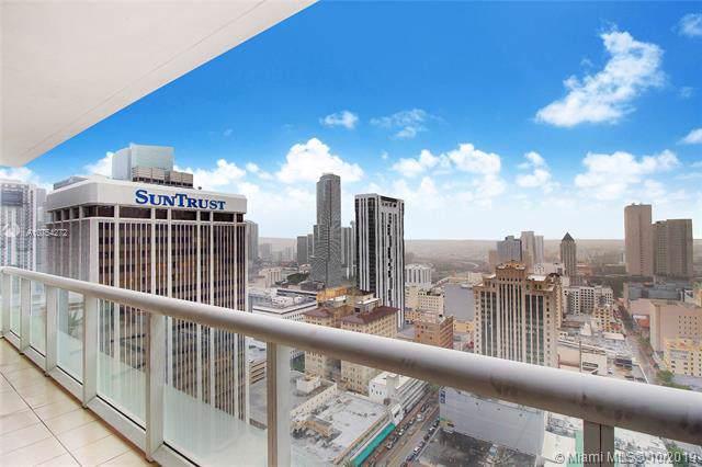 50 Biscayne Blvd #3305, Miami, FL 33132 (MLS #A10754272) :: Grove Properties