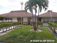 8205 NW 61st St B317, Tamarac, FL 33321 (MLS #A10754708) :: Berkshire Hathaway HomeServices EWM Realty