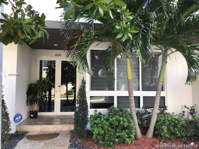 6641 NW 105th Pl #6641, Doral, FL 33178 (MLS #A10755038) :: Green Realty Properties