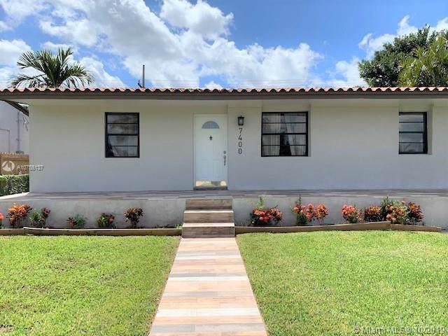 7400 SW 38th St, Miami, FL 33155 (MLS #A10755137) :: Berkshire Hathaway HomeServices EWM Realty