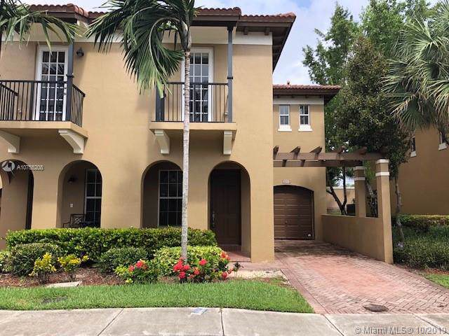 6943 Julia Gardens Dr #1101, Coconut Creek, FL 33073 (MLS #A10755208) :: Grove Properties