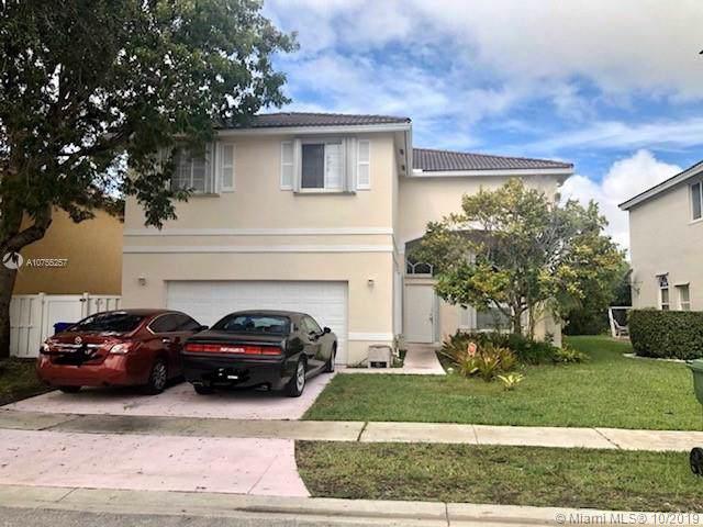 360 SW 190th Ave, Pembroke Pines, FL 33029 (MLS #A10755257) :: Patty Accorto Team