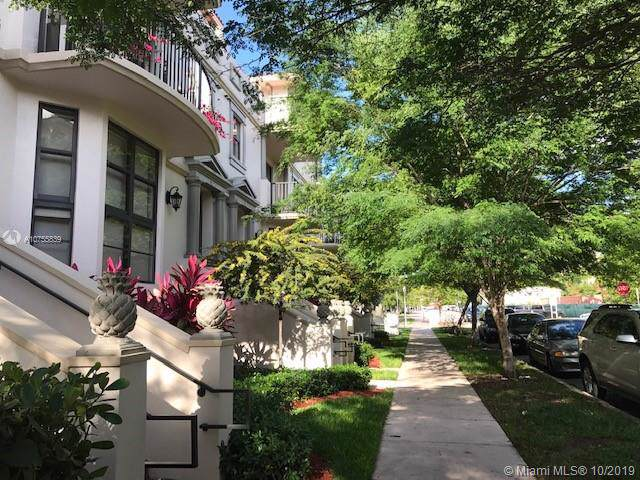 1650 Galiano St. Th15, Coral Gables, FL 33134 (MLS #A10755839) :: Green Realty Properties