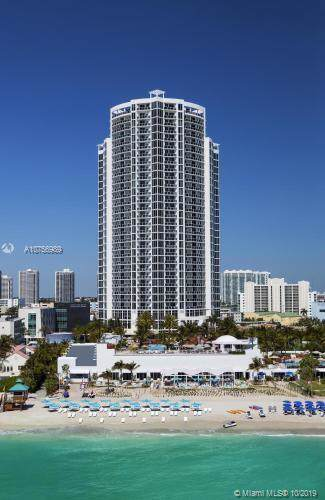18001 SE Collins Ave #2115, Sunny Isles Beach, FL 33160 (MLS #A10756989) :: United Realty Group