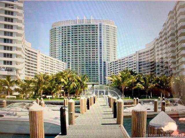 1500 Bay Rd 134S, Miami Beach, FL 33139 (MLS #A10757849) :: Patty Accorto Team