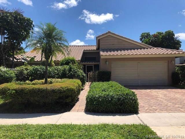 21176 Escondido Way, Boca Raton, FL 33433 (MLS #A10758494) :: Carole Smith Real Estate Team