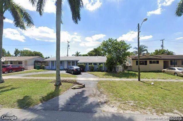 1330 NW 175th St, Miami Gardens, FL 33169 (MLS #A10758803) :: Carole Smith Real Estate Team