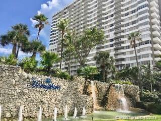 1980 S Ocean Dr 2J, Hallandale, FL 33009 (MLS #A10758845) :: Grove Properties