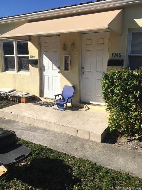 1948 Fillmore St, Hollywood, FL 33020 (MLS #A10760363) :: Lucido Global