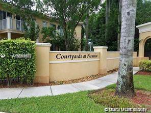 4381 SW 160th Ave #104, Miramar, FL 33027 (MLS #A10761377) :: RE/MAX Presidential Real Estate Group