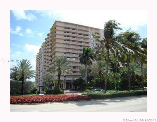 10185 Collin #308, Bal Harbour, FL 33154 (MLS #A10761818) :: Lucido Global