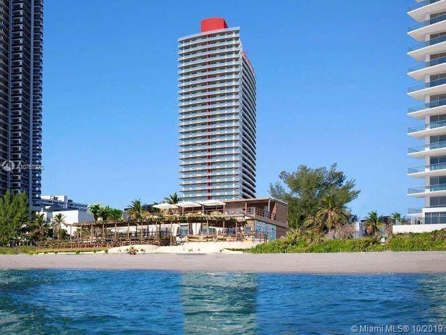 2600 E Hallandale Beach Blvd T2601, Hallandale, FL 33009 (MLS #A10761998) :: Green Realty Properties