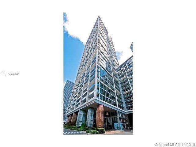 485 Brickell Ave #3506, Miami, FL 33131 (MLS #A10762951) :: Berkshire Hathaway HomeServices EWM Realty