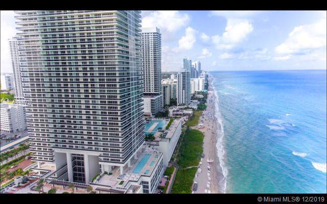 1850 S Ocean Dr #2709, Hallandale, FL 33009 (MLS #A10763216) :: The Riley Smith Group