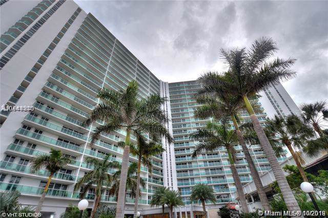 100 Bayview Dr #1820, Sunny Isles Beach, FL 33160 (MLS #A10763602) :: The Riley Smith Group
