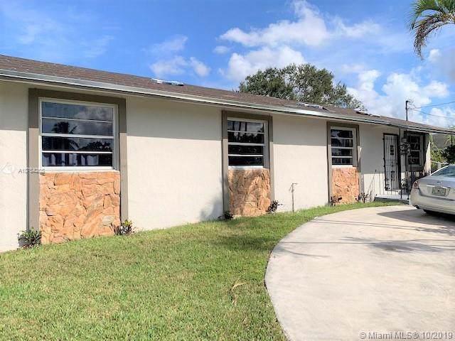 594 SW 6th St, Florida City, FL 33034 (MLS #A10764265) :: Berkshire Hathaway HomeServices EWM Realty
