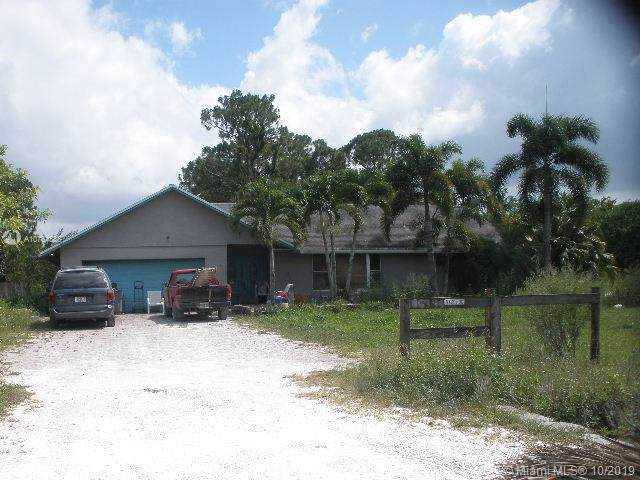 16396 E Downers Dr, Loxahatchee, FL 33470 (MLS #A10764386) :: Grove Properties