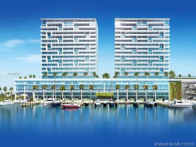 400 Sunny Isles Blvd #1716, Sunny Isles Beach, FL 33160 (MLS #A10766200) :: Patty Accorto Team