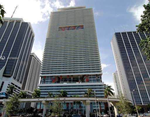 50 Biscayne Blvd #2301, Miami, FL 33132 (MLS #A10766664) :: Berkshire Hathaway HomeServices EWM Realty