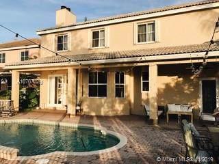 1048 Sunflower Cir, Weston, FL 33327 (MLS #A10767029) :: Green Realty Properties
