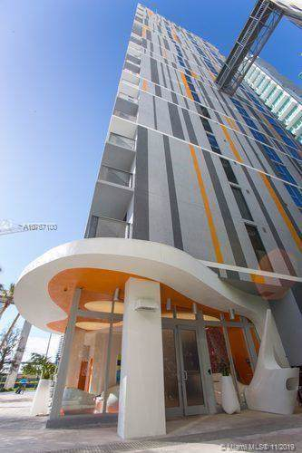 31 SE 6th St #1607, Miami, FL 33131 (MLS #A10767100) :: Berkshire Hathaway HomeServices EWM Realty