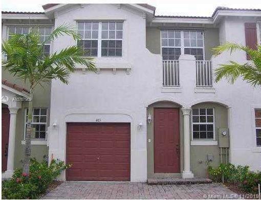 472 NE 21st Ave #472, Homestead, FL 33033 (MLS #A10767969) :: Berkshire Hathaway HomeServices EWM Realty