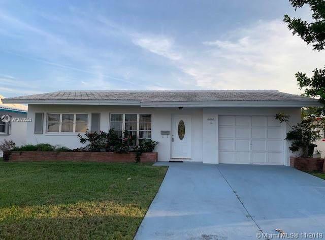 6812 NW 76th St, Tamarac, FL 33321 (MLS #A10770553) :: Castelli Real Estate Services