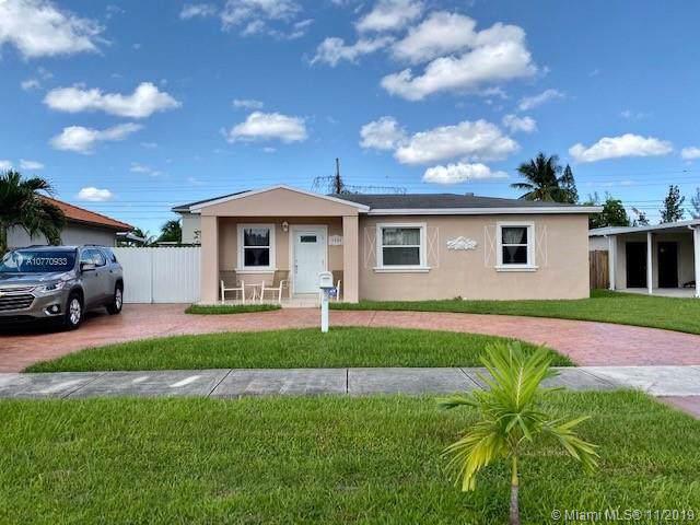 7525 SW 28th Ter, Miami, FL 33155 (MLS #A10770933) :: Berkshire Hathaway HomeServices EWM Realty