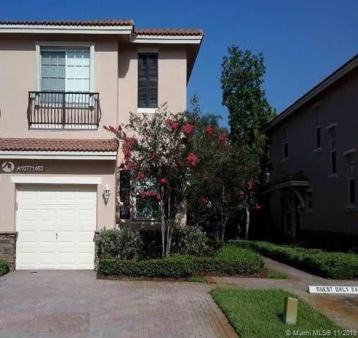 207 Las Brisas Cir #207, Sunrise, FL 33326 (MLS #A10771463) :: Green Realty Properties