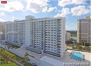 5601 Collins Ave #823, Miami Beach, FL 33140 (MLS #A10772717) :: The Teri Arbogast Team at Keller Williams Partners SW