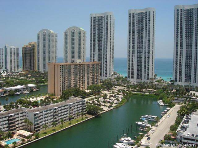 300 Bayview Dr #2001, Sunny Isles Beach, FL 33160 (MLS #A10773451) :: The Paiz Group