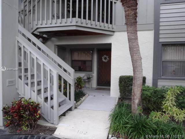 6275 SE Charleston Pl B-102, Hobe Sound, FL 33455 (MLS #A10774406) :: Green Realty Properties
