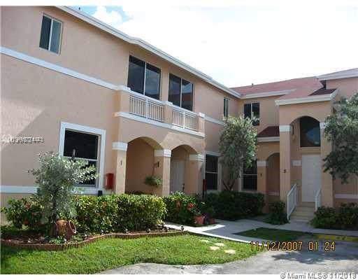 21300 NE 8th Ct #8, Miami, FL 33179 (MLS #A10774443) :: Green Realty Properties