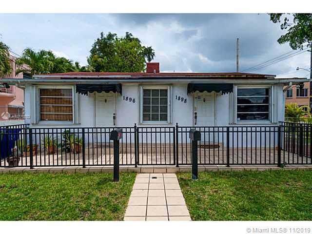 1898 SW 3rd St, Miami, FL 33135 (MLS #A10775783) :: Grove Properties