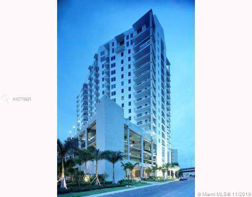 10 SW South River Dr #1405, Miami, FL 33130 (MLS #A10775921) :: United Realty Group