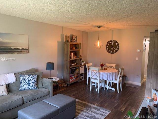 100 Ashbury Road #108, Hollywood, FL 33027 (#A10776567) :: Real Estate Authority