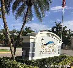 9375 Fontainebleau Blvd L103, Miami, FL 33172 (MLS #A10778636) :: Berkshire Hathaway HomeServices EWM Realty