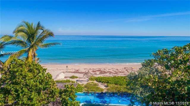 683 Ocean Blvd, Golden Beach, FL 33160 (MLS #A10780313) :: Grove Properties