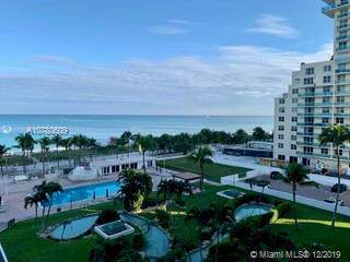 5005 E Collins Ave #616, Miami Beach, FL 33140 (MLS #A10780609) :: United Realty Group