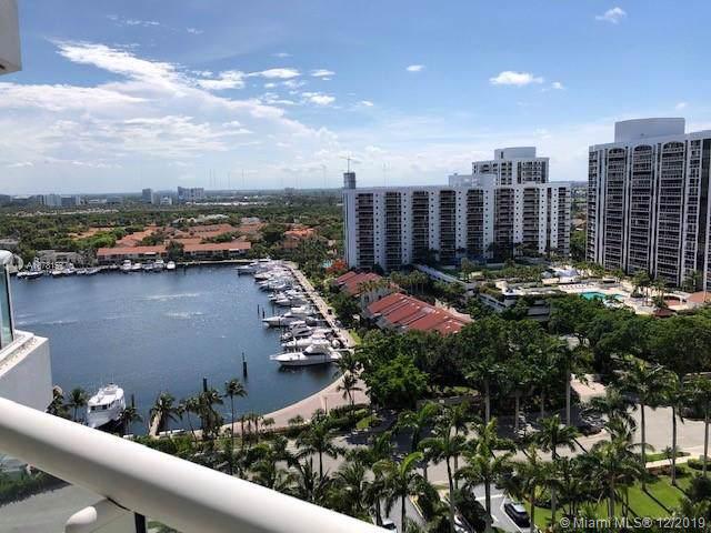 21055 Yacht Club Dr #1703, Aventura, FL 33180 (MLS #A10781577) :: Patty Accorto Team