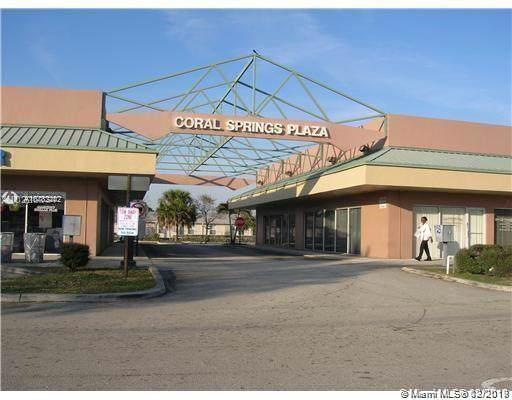7895 W Sample Rd, Coral Springs, FL 33065 (MLS #A10782242) :: Patty Accorto Team