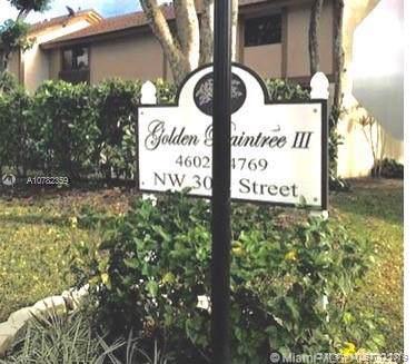 4644 NW 30th St #4644, Coconut Creek, FL 33063 (MLS #A10782359) :: Berkshire Hathaway HomeServices EWM Realty