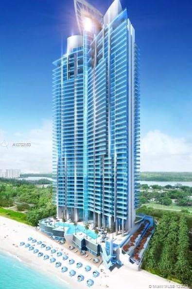 17001 Collins Ave #1105, Sunny Isles Beach, FL 33160 (MLS #A10783153) :: Miami Villa Group