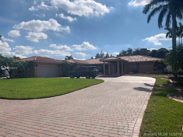 15830 SW 53rd Ct, Southwest Ranches, FL 33331 (MLS #A10783772) :: The Teri Arbogast Team at Keller Williams Partners SW