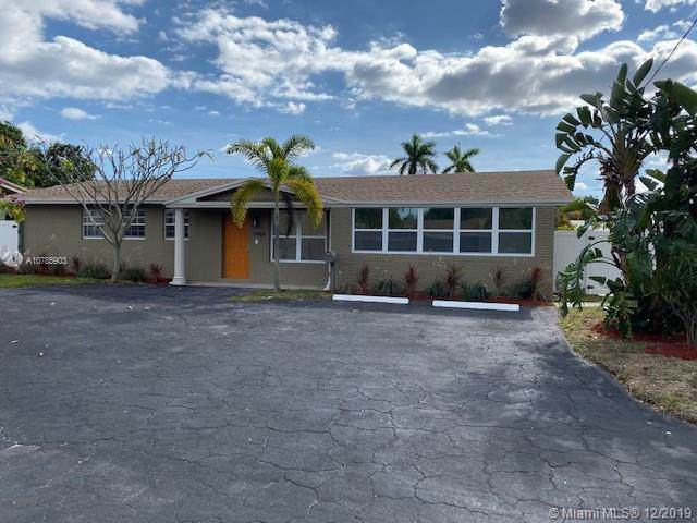 1466 NE 56th St, Fort Lauderdale, FL 33334 (MLS #A10785903) :: United Realty Group