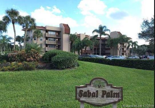 1931 Sabal Palm Dr #401, Davie, FL 33324 (MLS #A10787363) :: Laurie Finkelstein Reader Team